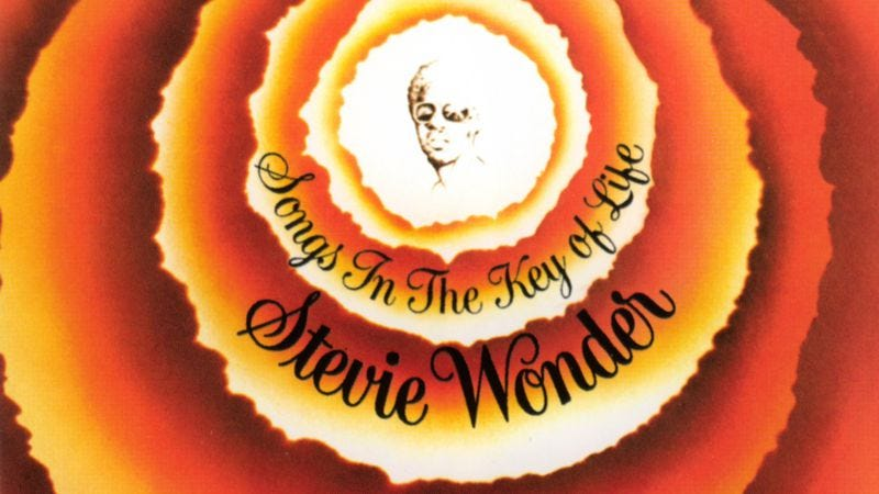 Illustration for article titled Stevie Wonder to take Songs In The Key Of Life on tour