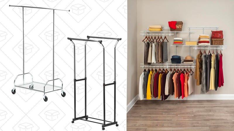 Up to 30% off closet organization | Home Depot