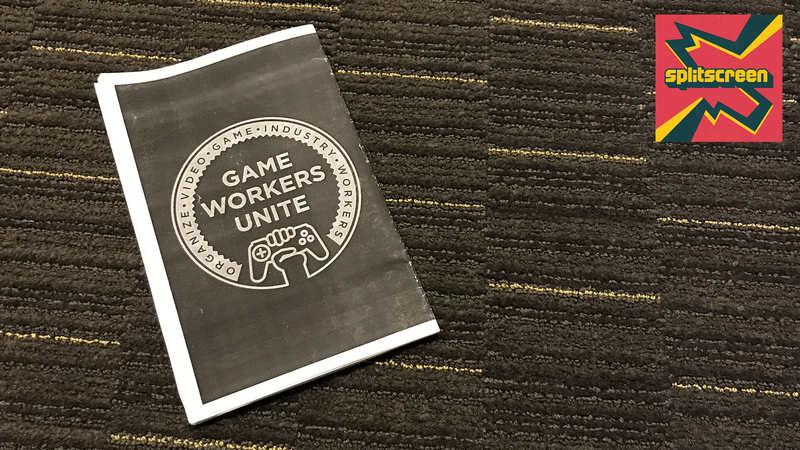 Illustration for article titled The Main Game Dev Advocacy Group Is Wishy-Washy On Unions