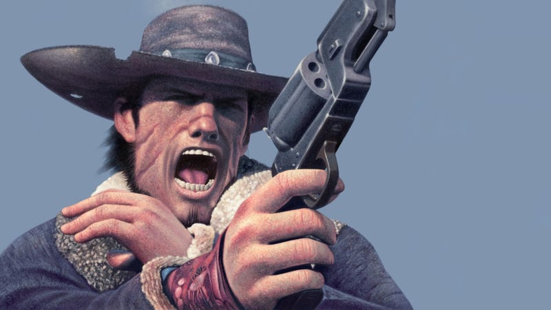 Illustration for article titled Red Dead Revolver has been Re-Released on PS4, Could it Mean Something More?