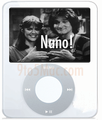 Illustration for article titled Unconfirmed: The New iPod Nanos Look Like This?