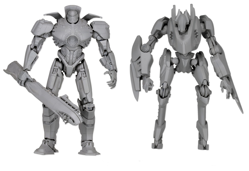 Illustration for article titled Pacific Rim Wave 4 will include Boat-wielding Gipsy and Tacit Ronin!