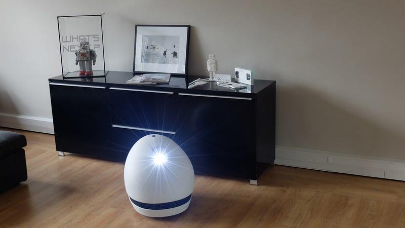 Keecker, el robot doméstico al estilo R2-D2 que querrás tener