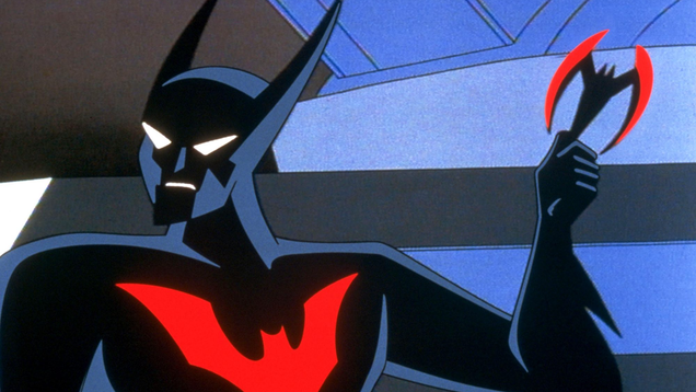 This Slick Mini-Doc Explores the Unlikely Origins of Batman Beyond