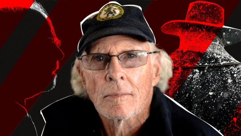 "2ecdbd80fb1 Bruce Dern traces his career progression from ""fifth cowboy from the right""  to American icon"