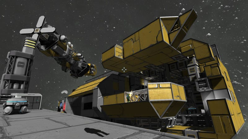 Illustration for article titled Space Engineer Log #249