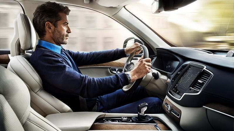Illustration for article titled Volvo Recalls 200 New XC90s Because Of The Front Seat Side Airbags