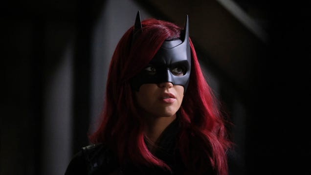 Batwoman Ripped Off the Bat-Bandage, For Better or Worse