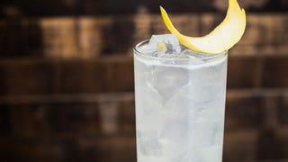 The Effervescent Delight of a Properly Made Tom Collins