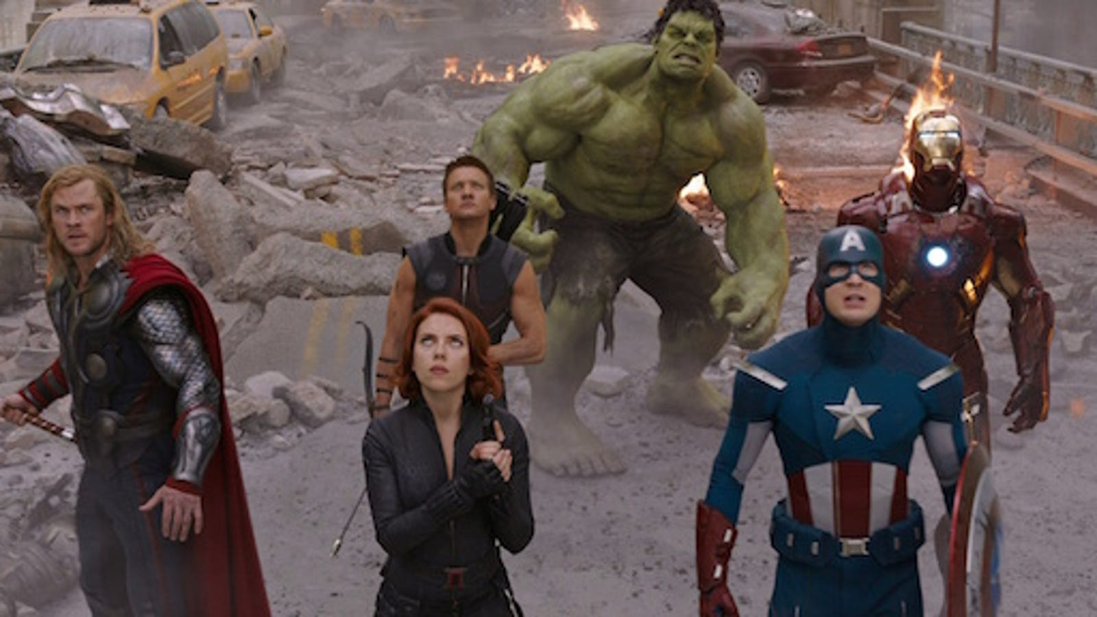 Superfan edited all the Marvel superhero movies into chronological order