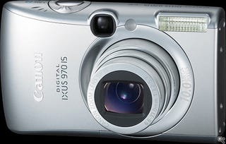 Illustration for article titled Canon Refreshes Powershot Digital Camera Line