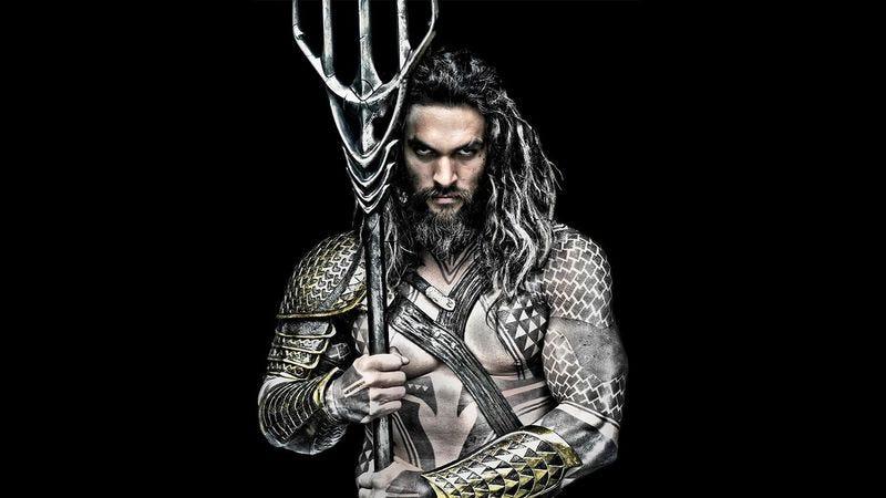 Photo: Aquaman