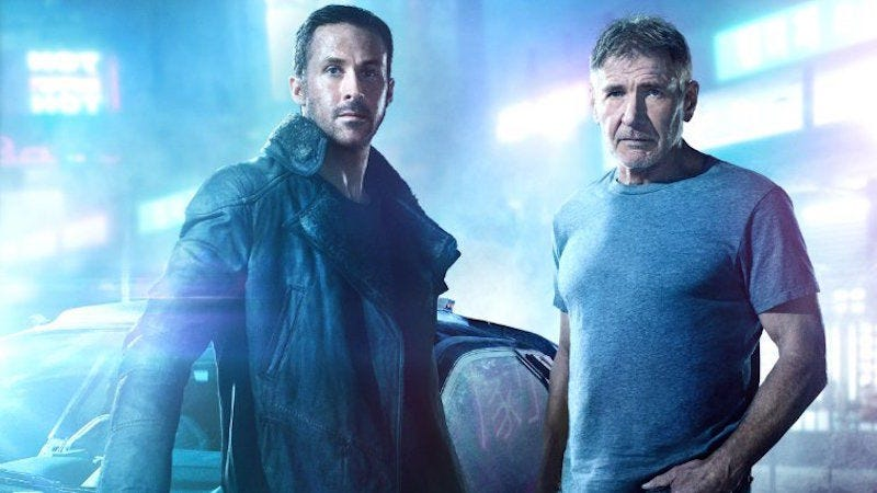 Harrison Ford on punching Ryan Gosling: 'It was 90 percent his fault'