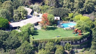 Ben Affleck's New Home Is an Arts and Crafts Style Pad With Canyon Views