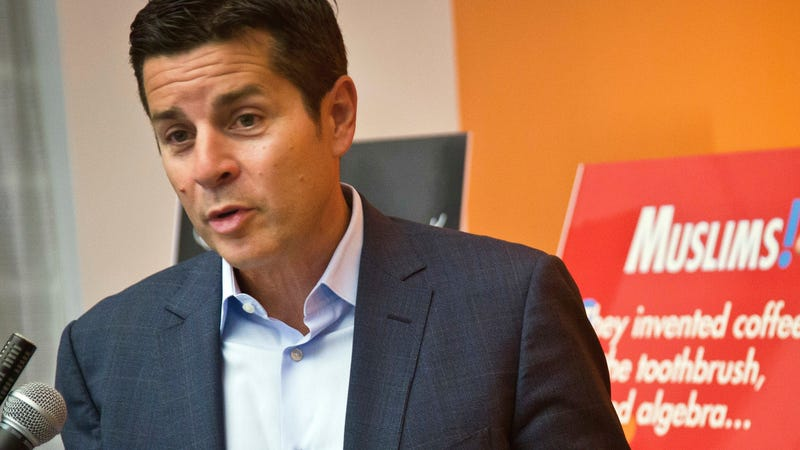 Radio host and comedian Dean Obeidallah sued Anglin over a 2017 article falsely accusing him of being a terrorist.