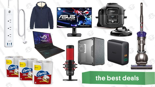 Tuesday s Best Deals: JACHS Hoodies, Gaming Gold Box, Ninja Foodi, and More
