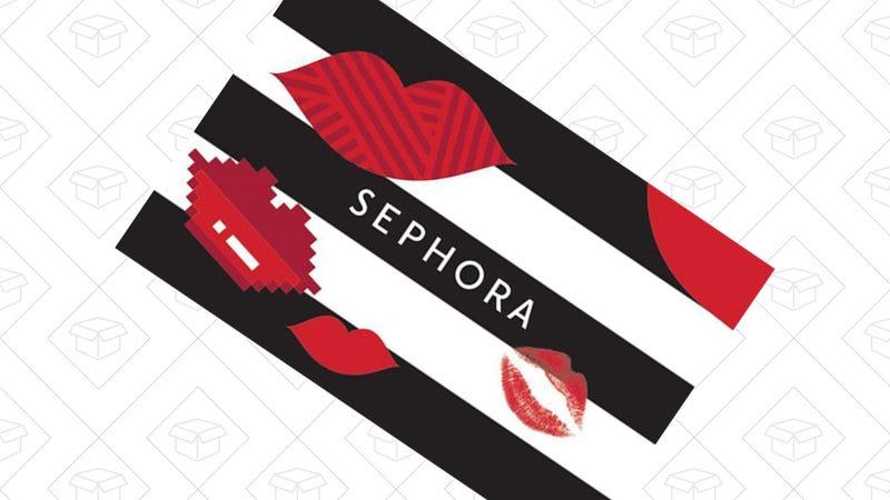 $75 Sephora Gift Card, plus $10 Bonus, $75