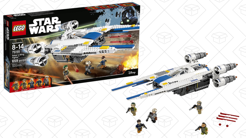 LEGO Star Wars Rebel U-Wing Fighter | $49 | Amazon