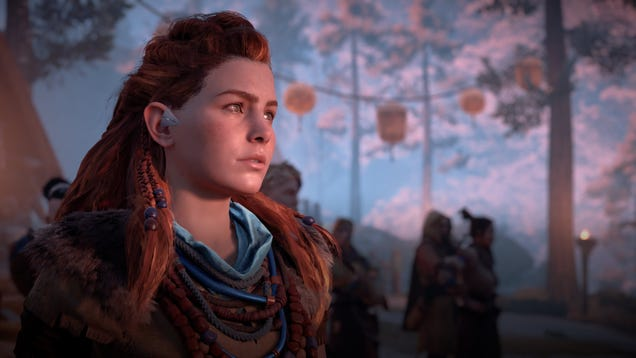 Horizon Zero Dawn's Last Big PC Patch Has Finally, Mostly Fixed The Port