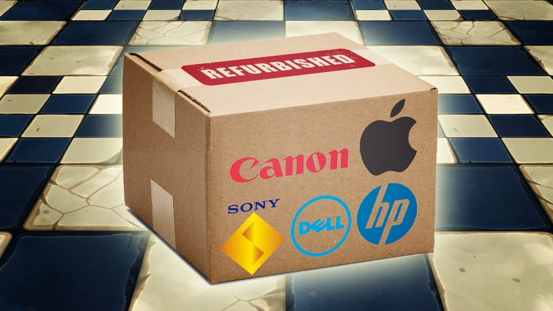 Illustration for article titled The Best Brands for Refurbished Electronics