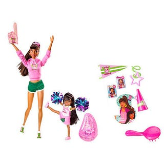 Illustration for article titled Mattel's New Black Barbie A Step In The Right Direction