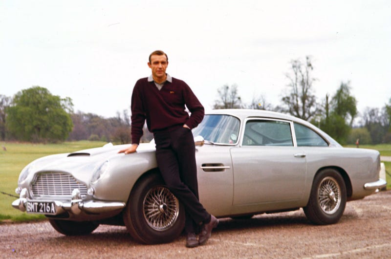 Illustration for article titled Get a AM DB5 for just £28k...