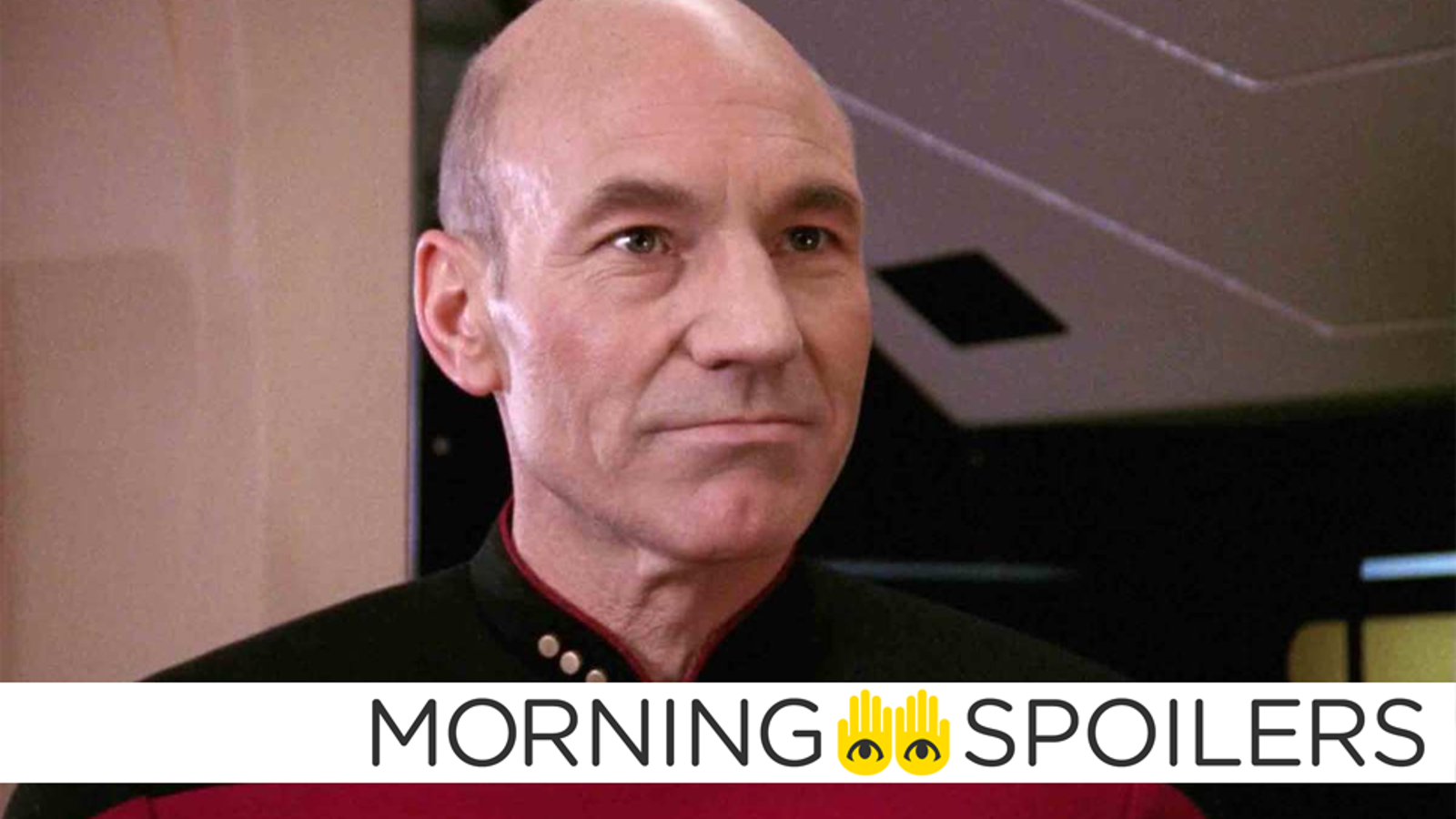 Now We Know When to Expect Star Trek's New Picard Series