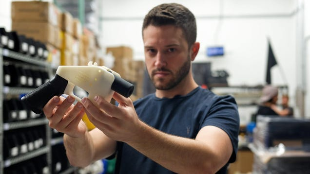 Thankfully, Singapore Just Made It Harder to Own 3D-Printed Guns