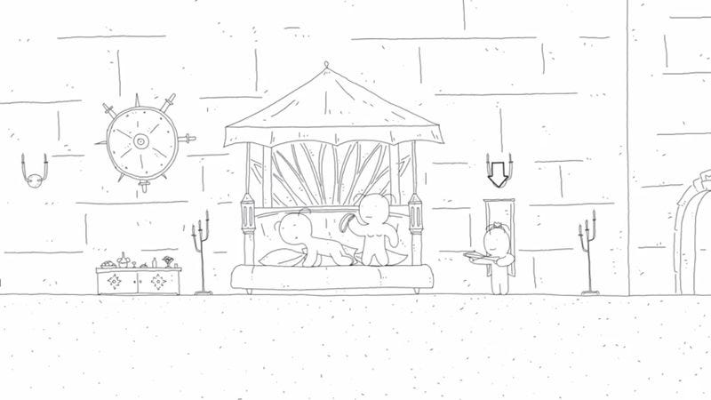 Illustration for article titled Joffrey's Game Of Thrones life recapped in 60 seconds