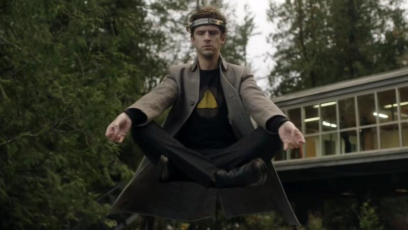 Dan Stevens as David Haller in FX's Legion.