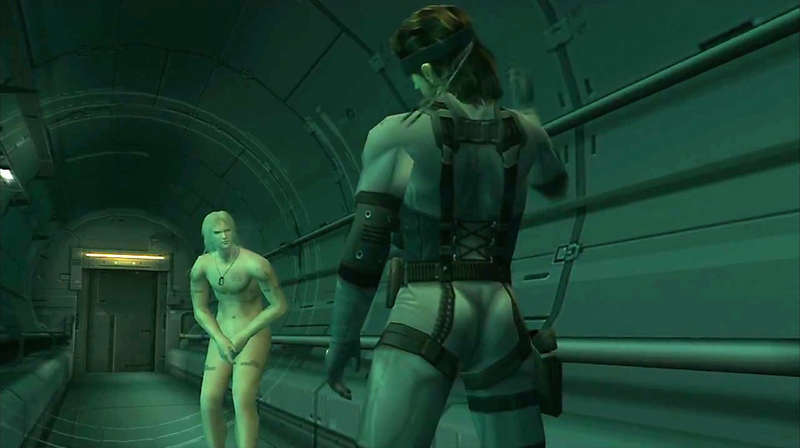 Illustration for article titled David Hayter Delivers A Rousing Performance Re: Solid Snake's Ass