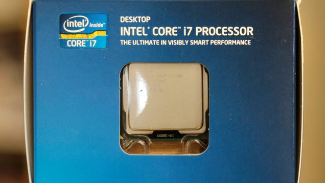 Report: All Intel Processors Made in the Last Decade Might Have a Massive Security Flaw