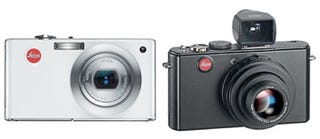Illustration for article titled Leica Adds to Compact Camera Range: C-Lux 3 and D-Lux 4 Now Official