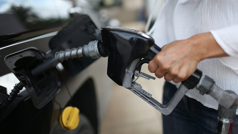 Gas prices hit four-year high