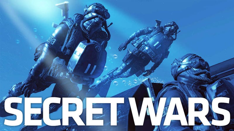 Illustration for article titled Modern Warfare Makers Complain Of Secret Call of Duty Games And More Broken Promises