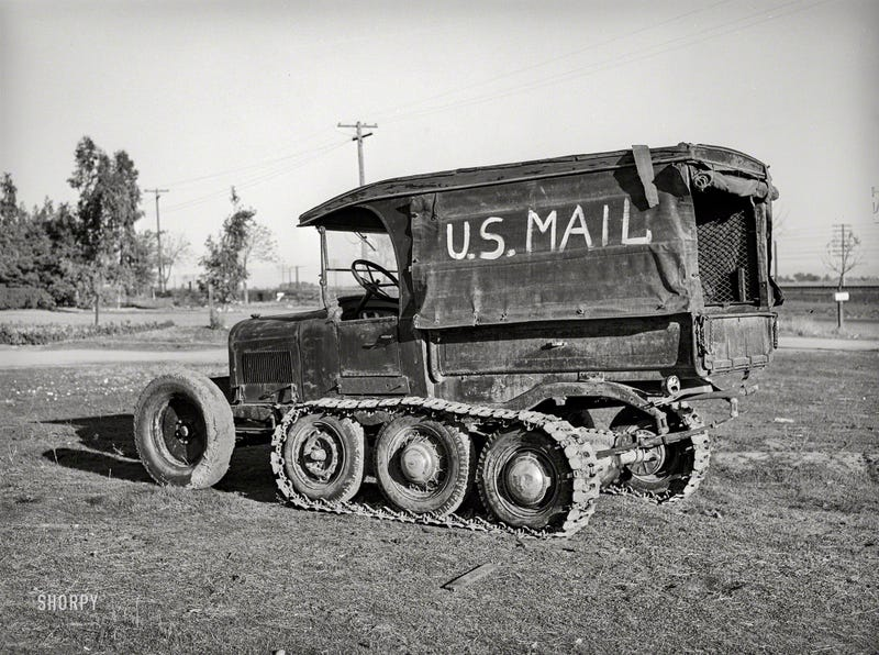 Nevada County, CA, 1940 (Shorpy)