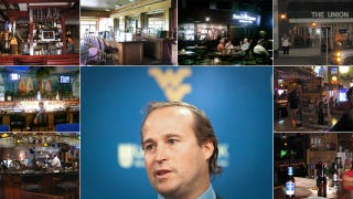"Illustration for article titled ""Too Much To Drink And Chasing Pussy"": A Tour Of The W.V. Bars In Which Dana Holgorsen Allegedly Got Shitfaced"