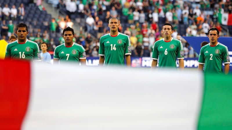 Illustration for article titled Mexico Are Definitely Going To The World Cup. Right?