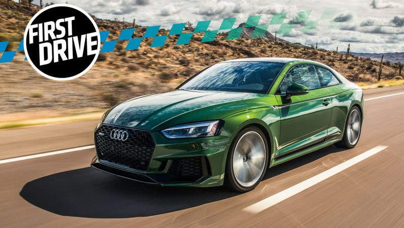 The 2018 Audi Rs5 Is Brilliant But Brutal