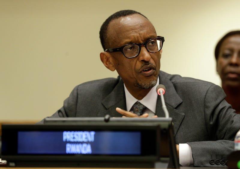 Rwanda President Paul Kagame  (Andrew Gombert-Pool/Getty Images)