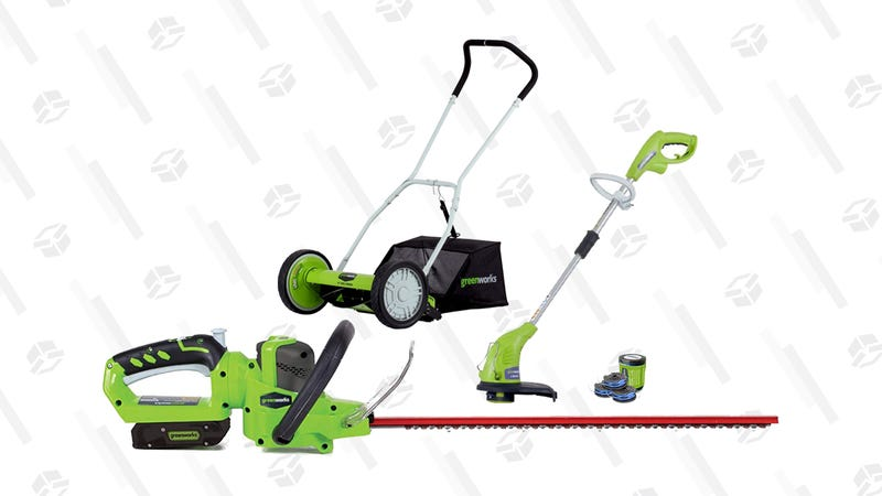 Greenworks Tool Sale | Woot