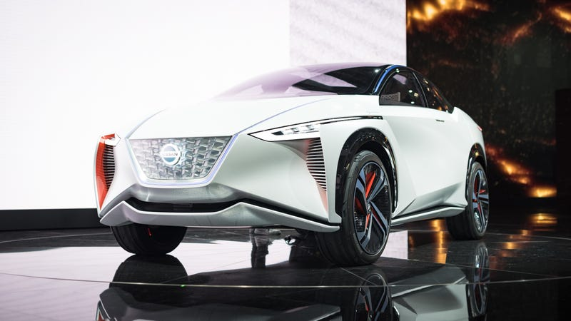 Illustration for article titled Nissan Apologizes For Recent Scandals Before Hyping Autonomous Electric Cars