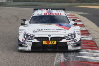 Illustration for article titled 2014 M4 DTM. Thoughts?