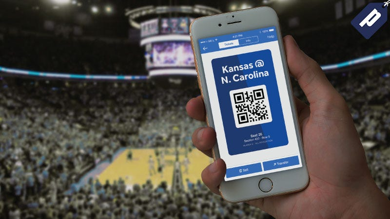 Illustration for article titled Save $20 On Your March Madness Tickets With SeatGeek, The Complete Ticketing App