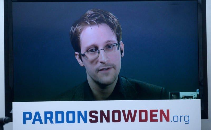 Snowden. AP