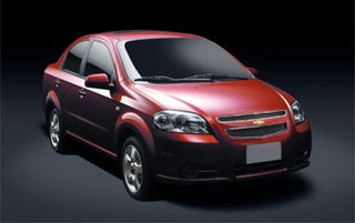 Illustration for article titled What To Expect From The 2010 Chevy Aveo