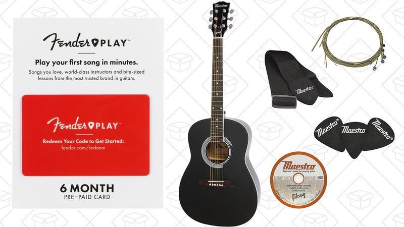 Gibson/Fender Gold Box | Amazon