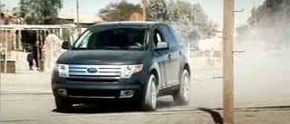 Illustration for article titled Bond Bad Guy Car Of Choice: Ford Edge Is The New Explorer, Escalade Or Suburban