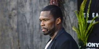 50 Cent (Stephen Lovekin/Getty Images)