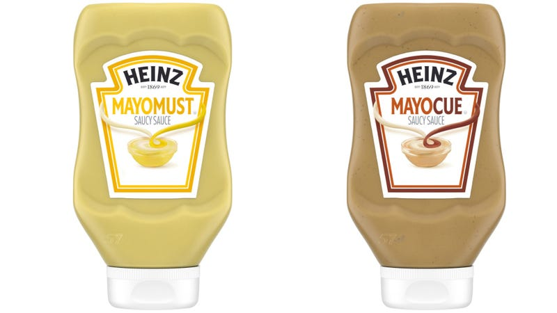 Illustration for article titled Success of Mayochup has now spawned Mayomust and Mayocue